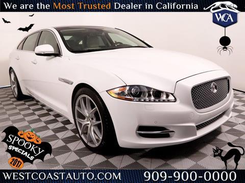 2014 Jaguar XJL for sale in Montclair, CA