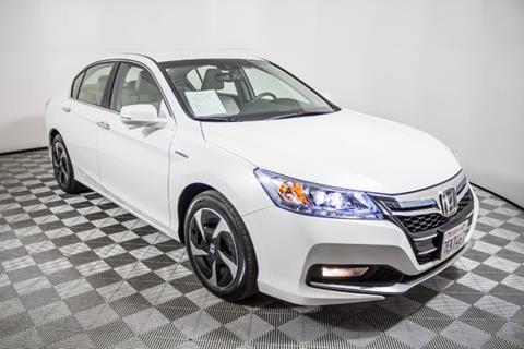 2014 Honda Accord Plug-In for sale in Montclair, CA