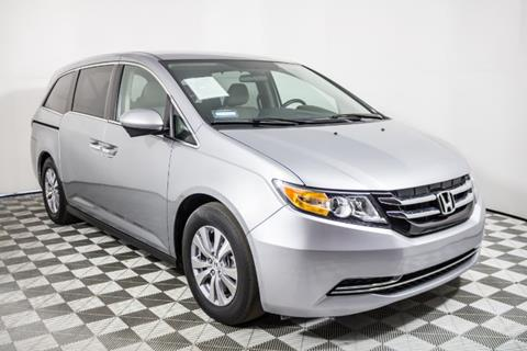 2016 Honda Odyssey for sale in Montclair, CA