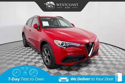 2019 Alfa Romeo Stelvio for sale in Montclair, CA