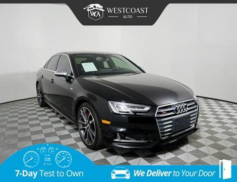 2018 Audi S4 for sale in Montclair, CA