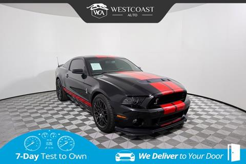 2014 Ford Shelby GT500 for sale in Montclair, CA