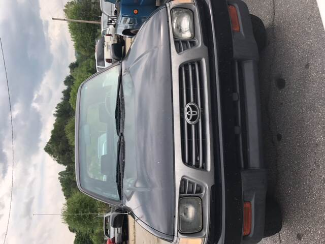 1995 Toyota Tacoma for sale at Clyde Auto Exchange, LLC in Clyde NC