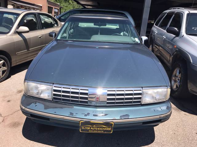 1992 Oldsmobile Ninety-Eight for sale at Clyde Auto Exchange, LLC in Clyde NC