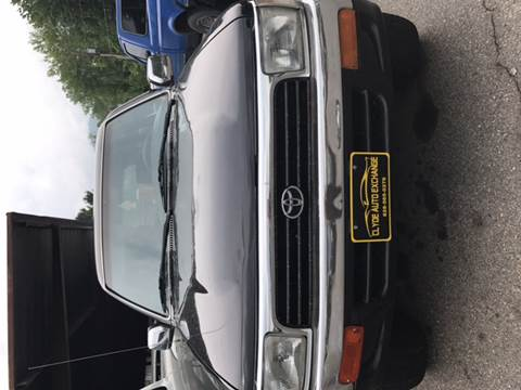 1995 Toyota 4Runner for sale at Clyde Auto Exchange, LLC in Clyde NC