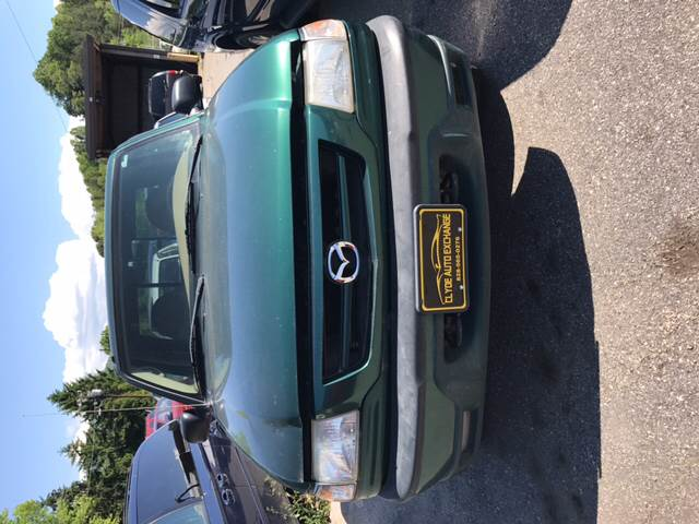 2001 Mazda B-Series Pickup for sale at Clyde Auto Exchange, LLC in Clyde NC