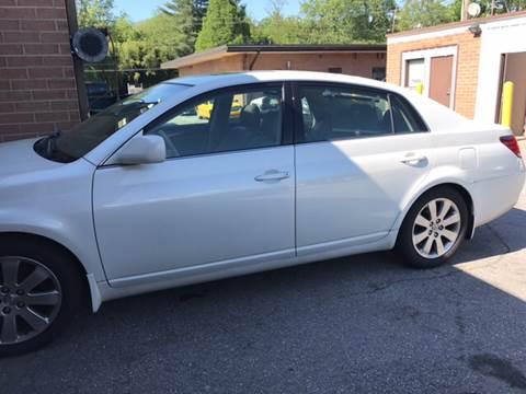 2006 Toyota Avalon for sale at Clyde Auto Exchange, LLC in Clyde NC