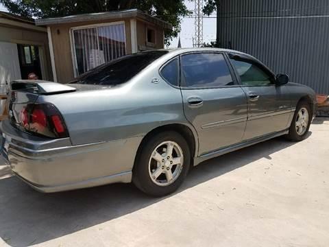2004 Chevrolet Impala for sale in San Antonio, TX