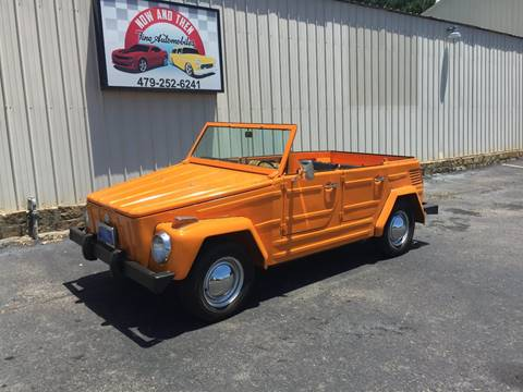 1973 Volkswagen Thing for sale in Greenwood, AR