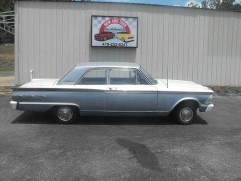 1962 Ford Fairlane 500 for sale in Greenwood, AR