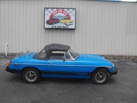 1979 MG MGB for sale in Greenwood, AR