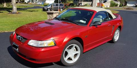 2000 Ford Mustang for sale in Greenwood, AR
