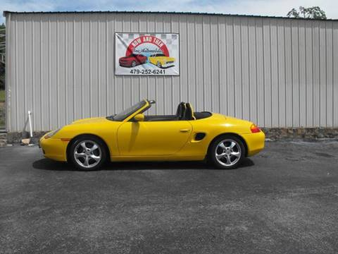 2002 Porsche Boxster for sale in Greenwood AR