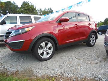 2011 Kia Sportage for sale in Loris, SC