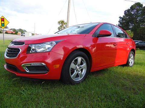 2015 Chevrolet Cruze for sale in Loris, SC