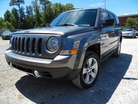 2012 Jeep Patriot for sale in Loris, SC