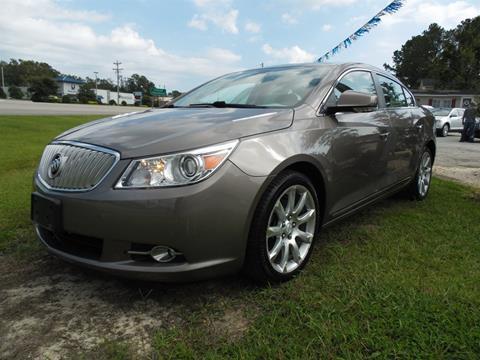 2010 Buick LaCrosse for sale in Loris, SC