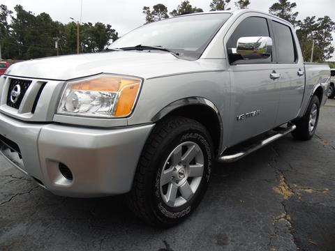 2008 Nissan Titan for sale in Loris, SC
