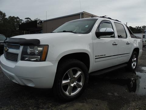 2011 Chevrolet Avalanche for sale in Loris, SC
