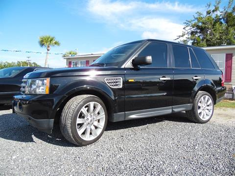 2008 Land Rover Range Rover Sport for sale in Loris, SC