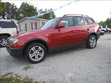 2005 BMW X3 for sale in Loris, SC