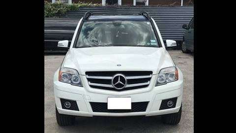 2010 Mercedes-Benz GLK for sale at Saipan Auto Sales in Houston TX