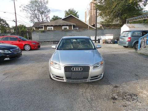 2007 Audi A4 for sale at Saipan Auto Sales in Houston TX