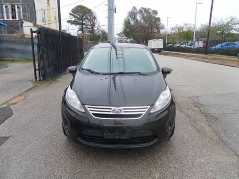 2013 Ford Fiesta for sale at Saipan Auto Sales in Houston TX