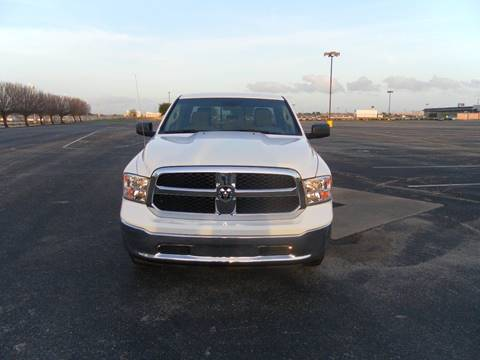 2017 RAM Ram Pickup 1500 for sale at Saipan Auto Sales in Houston TX