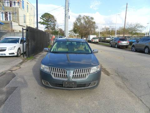 2011 Lincoln MKZ for sale at Saipan Auto Sales in Houston TX