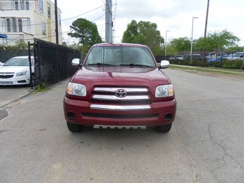 2006 Toyota Tundra for sale at Saipan Auto Sales in Houston TX