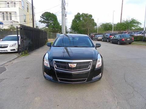 2017 Cadillac XTS for sale at Saipan Auto Sales in Houston TX