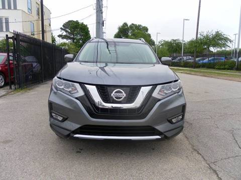 2017 Nissan Rogue for sale at Saipan Auto Sales in Houston TX