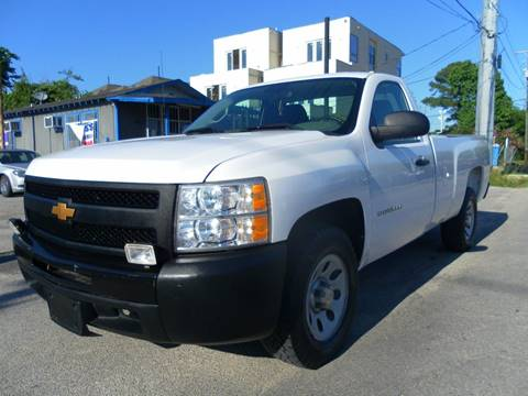 2012 Chevrolet Silverado 1500 for sale at Saipan Auto Sales in Houston TX