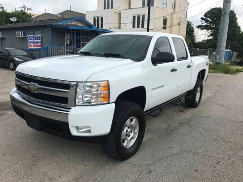 2008 Chevrolet Silverado 1500 for sale at Saipan Auto Sales in Houston TX