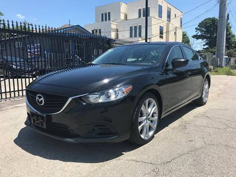 2017 Mazda MAZDA6 for sale at Saipan Auto Sales in Houston TX