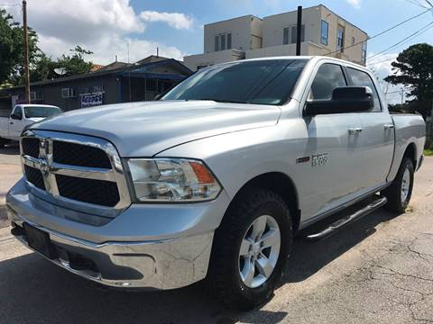 2015 RAM Ram Pickup 1500 for sale at Saipan Auto Sales in Houston TX