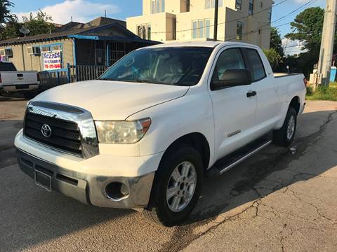 2007 Toyota Tundra for sale at Saipan Auto Sales in Houston TX