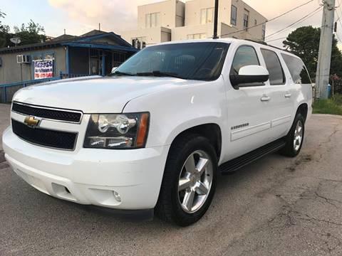 2011 Chevrolet Suburban for sale at Saipan Auto Sales in Houston TX