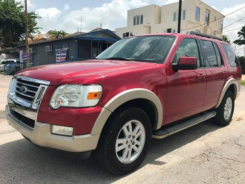 2010 Ford Explorer for sale at Saipan Auto Sales in Houston TX