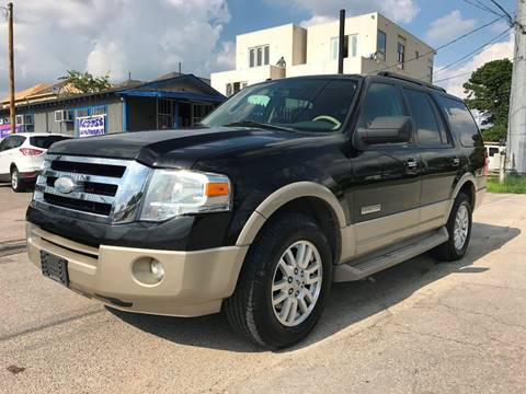 2007 Ford Expedition for sale at Saipan Auto Sales in Houston TX