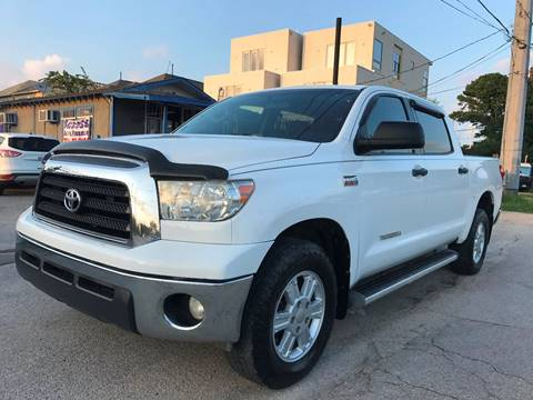 2009 Toyota Tundra for sale at Saipan Auto Sales in Houston TX