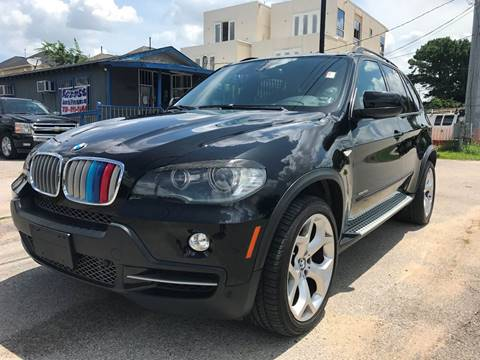 2009 BMW X5 for sale at Saipan Auto Sales in Houston TX