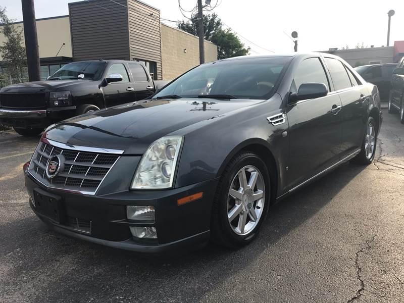2008 Cadillac Sts V8 4dr Sedan In Houston Tx Saipan Auto Sales