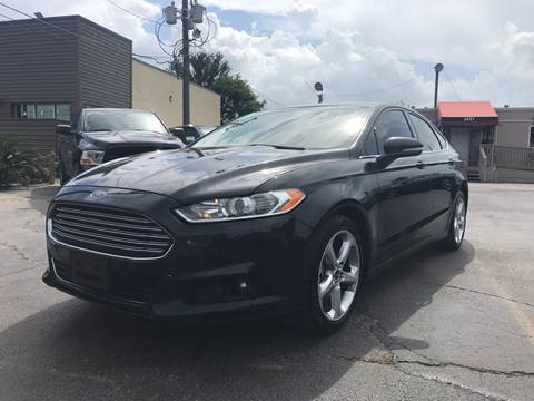 2012 Ford Fusion For Sale >> 2013 Ford Fusion For Sale In Houston Tx