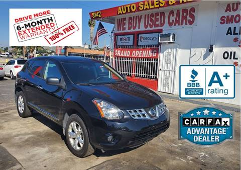 2015 Nissan Rogue Select for sale in Garden Grove, CA