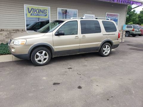 2006 Pontiac Montana SV6 for sale in Worthington, MN