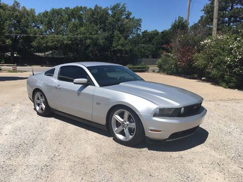 2010 Ford Mustang for sale in Wichita, KS