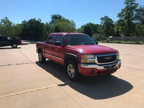 2005 GMC Sierra 1500 for sale in Wichita, KS