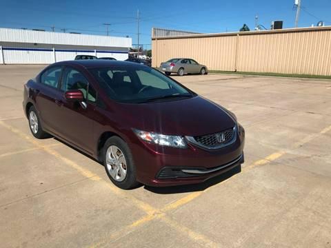 2015 Honda Civic for sale in Wichita, KS